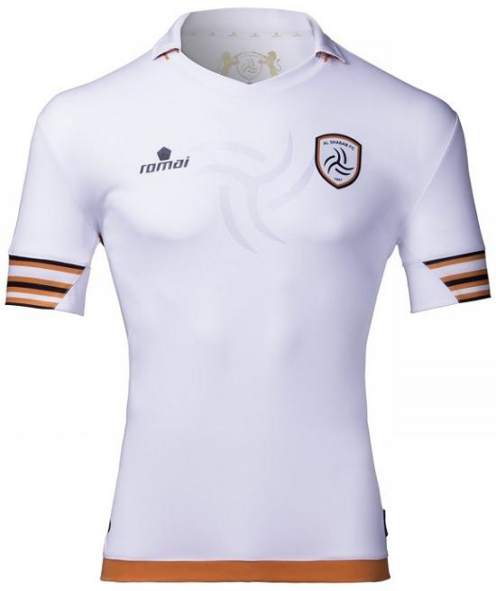 Romai é a nova fabricante do Al Shabab FC - Show de Camisas 5eb7a99be961b