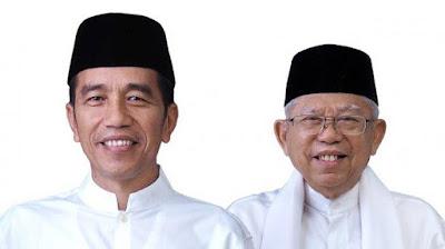 Hasil Survei Charta Politika: Jokowi Ma'ruf Meningkat Di Jawa Timur