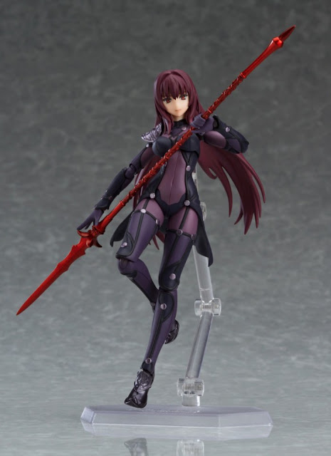 "figma Lancer / Scathach de ""Fate/Grand Order"" - Max Factory"