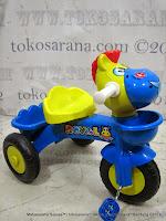 Sepeda Roda Tiga Royal RY618 Hypo