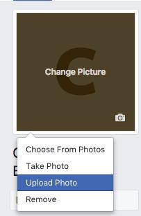 choose photo