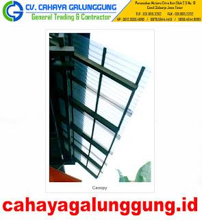 Atap Transparan Solartuff