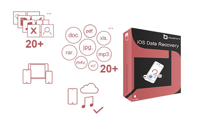 Joyoshare iPhone Data Recovery Review - Best iPhone Data Recovery
