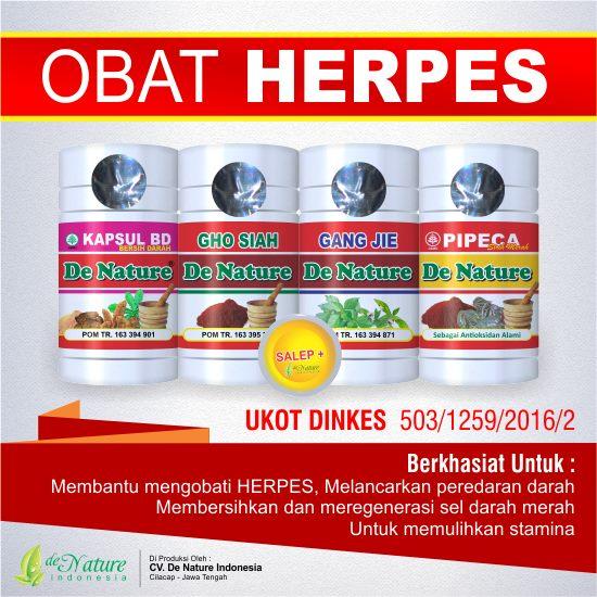 Obat Herbal Herpes Paling Banyak Dicari Di Apotik