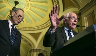 Weakened Democrats Opt For Total War On Trump