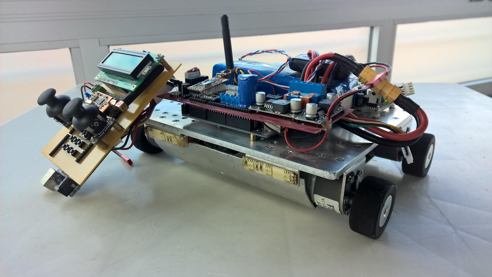 Pices de Robots - RobotShop