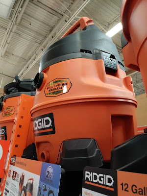 Commercial grade Wet & Dry Vac