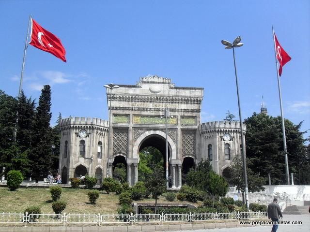 guía para viajar a Estambul