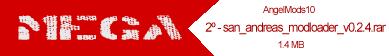 2º - san andreas modloader v0.2.4