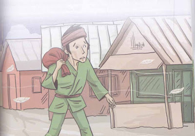 dongeng Sepotong Roti yang Membawa Rezeki