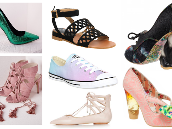Wishlisting | All The Shoes