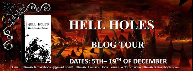 Hell HOles, Donald G. Firesmith, blog tour, new fiction, mystery, thriller