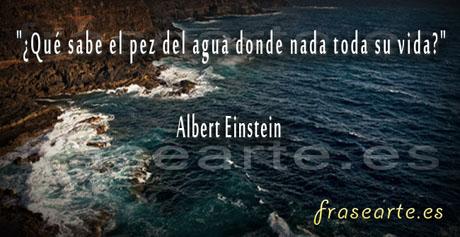 citas famosas de Albert Einstein