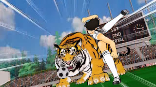 Captain Tsubasa Dream Team Mod Apk Weak Enemies for android