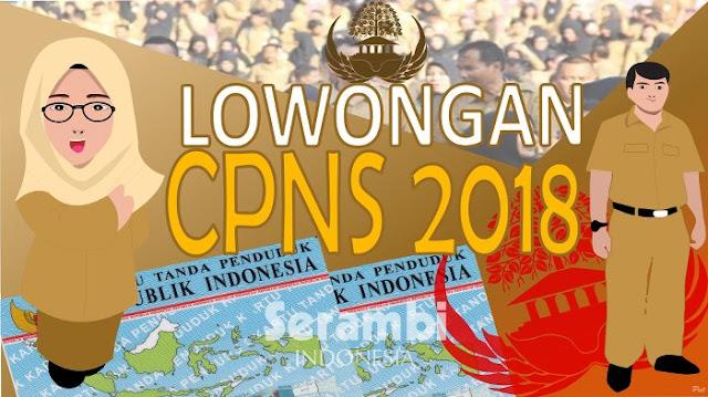 Cara Cepat Daftar CPNS 2018 Terbaru Lengkap Mudah Instan