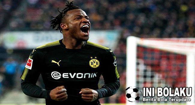 Usai Di Depak Chelsea, Batshuayi Tampil Menggemaskan Bersama Dortmund