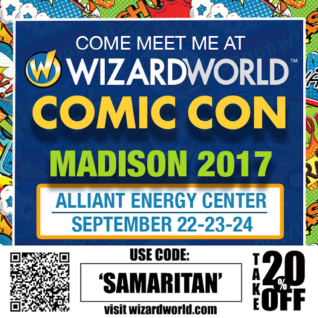 Wizard World Madison is THIS WEEKEND!