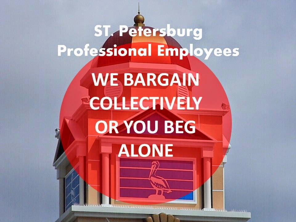 BAY POST INTERNET: The St  Pete City Professional Staff