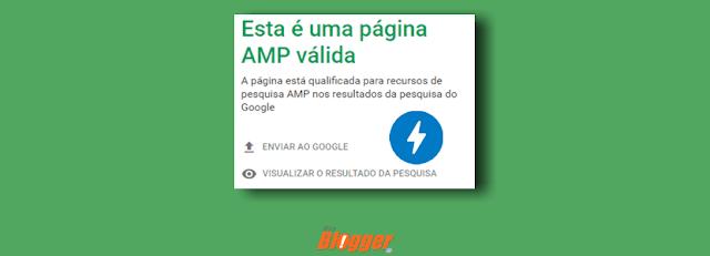 Configurar AMP no Blogger