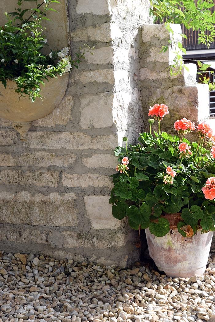 Ruinenmauer für den Garten bauen