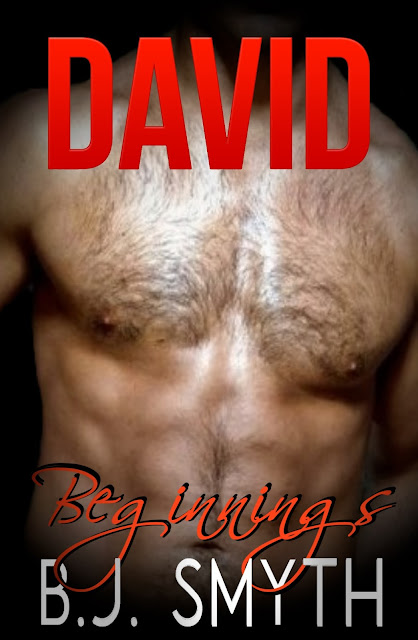 Follow David and his hot adventures from the Beginnings @BJSmythAuthor #MMErotica #Giveaway