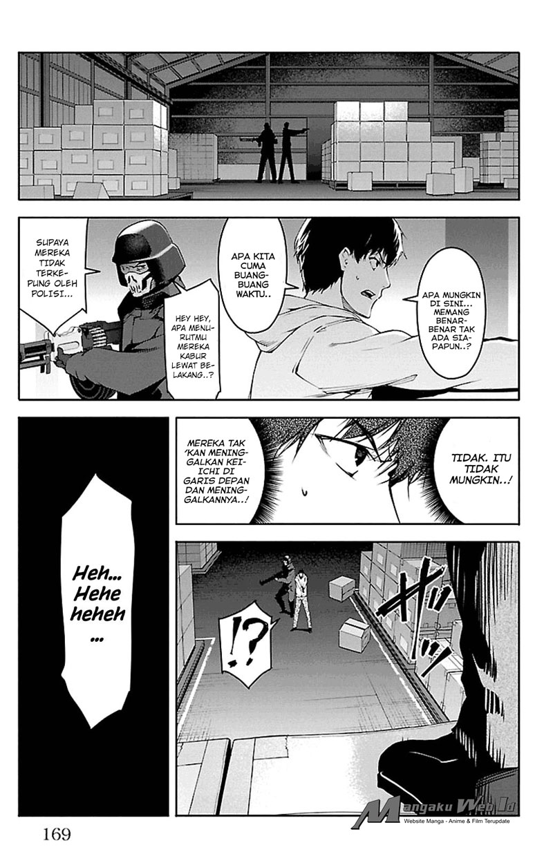Darwin's Game Chapter 28-25