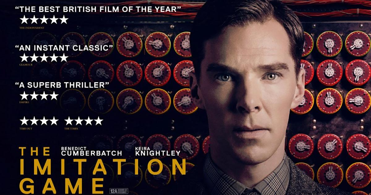 The Imitation Game (Descifrando Enigma) (2014)