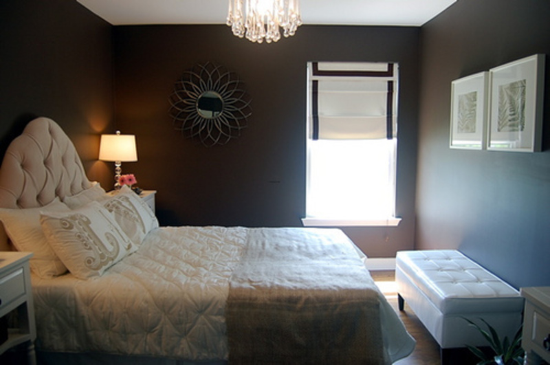 Brown And White Bedroom Ideas