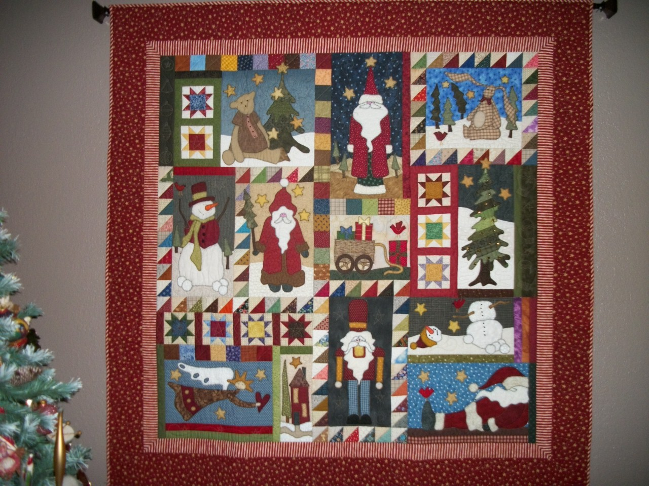 quilt rob quilting sewing easy watch of with youtube man instruction motion free appell basics