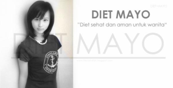 Menu Diet Mayo Sangat Efektif Menurunkan Berat Badan Hanya ...