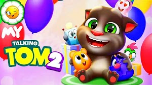 My Talking Tom 2 Mod Apk v1.2.20.247 (Unlimited Money)