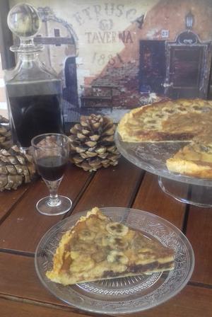 recetario-reto-disfruta-platano-recetas-dulces-tartaleta-hojaldre-chocolate