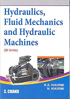 [PDF] Download Fluid Mechanics And Hydraulics by R S Khurmi Ebook
