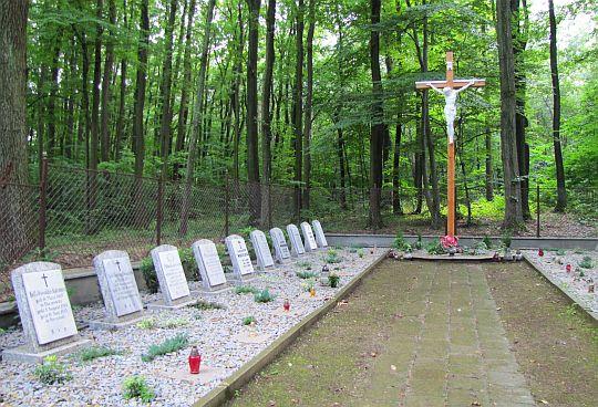 Cmentarz zakonny.