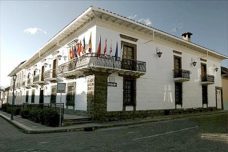 Hoteles Cuenca Ecuador