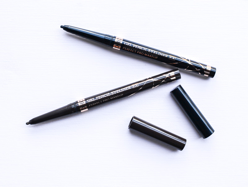 DHC Makeup - Gel Pencil Eyeliner Black and Brown - Review