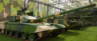 Chinese Troops Didn't Know How to Use Their High-Tech New Tanks