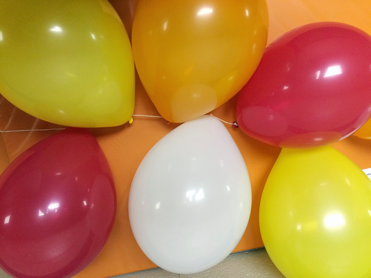 Easy DIY Balloon Arch (For Around $10!) | Less Than Perfect Life of ...