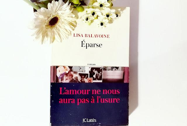 éparse Lisa Balavoine