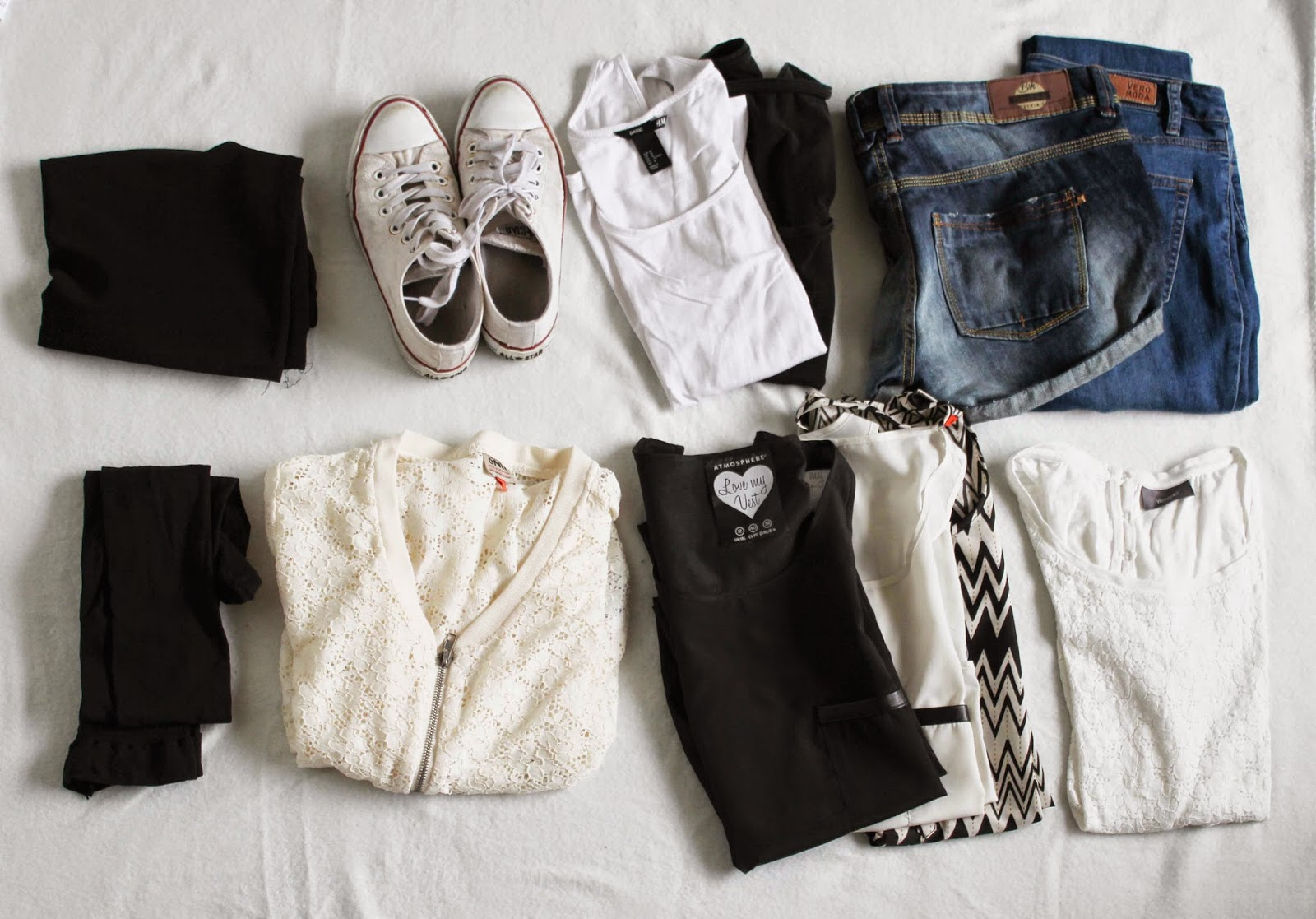 9c03c1da24e Normaal neem ik twee keer zoveel kleding mee als ik nodig heb - just to be  sure. Omdat we nu natuurlijk niet zoveel bagage mee konden nemen moest ik  ineens ...