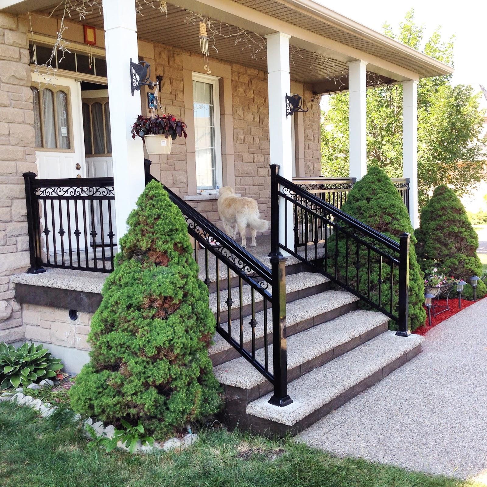 Vaughan Porch Railing Styles Toronto Amp Woodbridge
