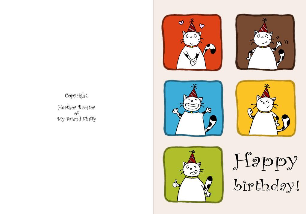Printable Birthday Cards Luxury Lifestyle Design