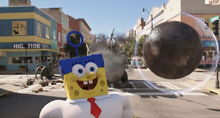 the spongebob movie sponge out of water