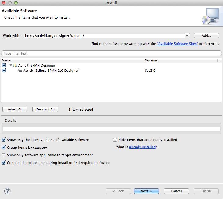 Java / Oracle SOA blog: Testing Activiti BPM on WebLogic 12c