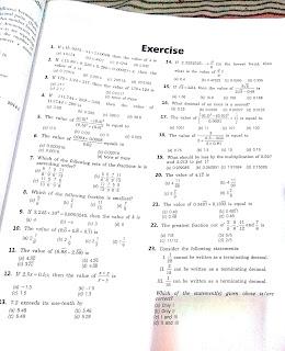 decimal fraction 1