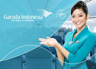 Lowongan Kerja Sebagai Pramugari Garuda Indonesia, Juli 2016