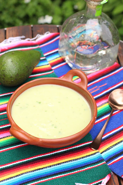 recette mexicaine soupe froide