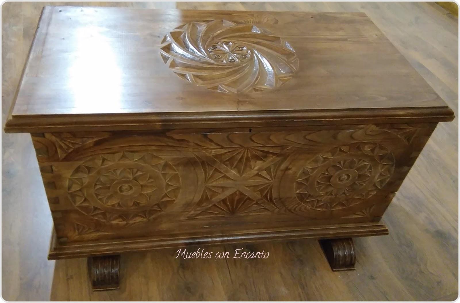 Arcones asturianos muebles con encanto - Muebles con encanto ...