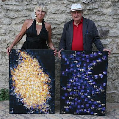 Achille Quadrini e Rita Castigli