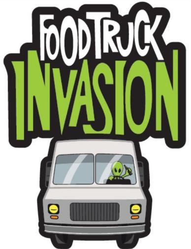 Food Truck Invasion Schedule